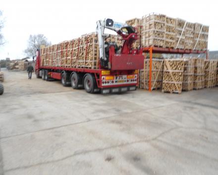 Brandhout bestellen regio Torhout